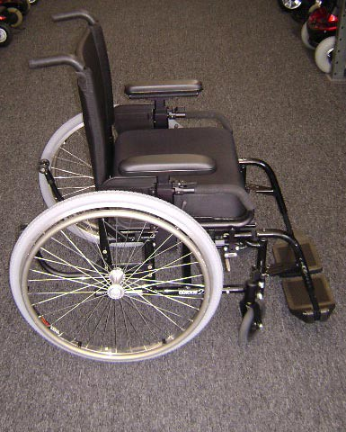Used Quickie 2 Wheelchair