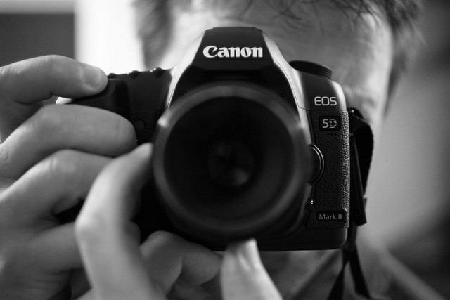 Canon EOS 5D Mark II photography