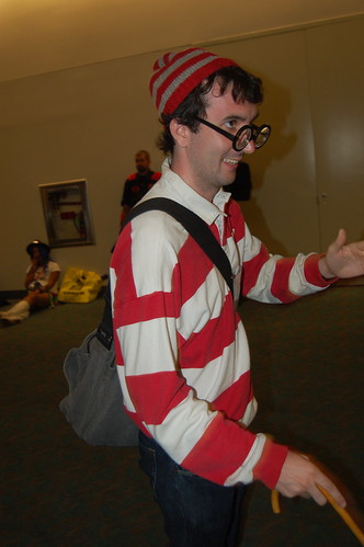 Comic Con 09: There Goes Waldo
