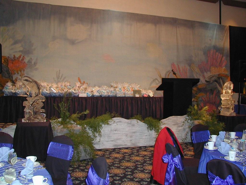 Atlantis Theme Event
