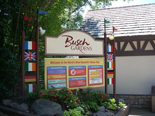 Flickriver Photoset Busch Gardens Williamsburg Va 1