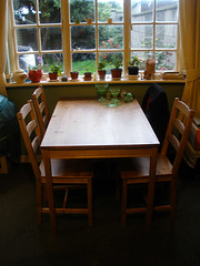 IKEA JOKKMOKK table and chairs