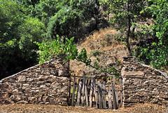 Il cancello dell'oblo (Tati@) Tags: wood countryside gate campagna past tones tati ingresso oblio abbandono seui camapgna piccolomondoantico annatatti spopolamento