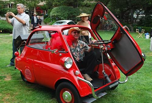 Single-seat car