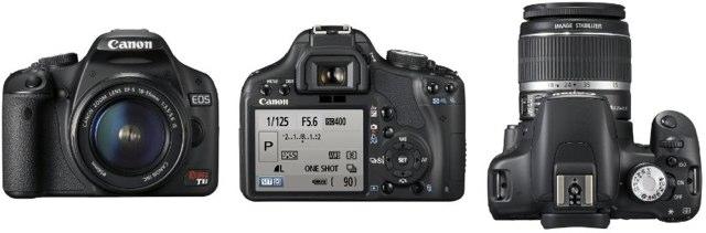 Canon T1i / 500D / Kiss X3