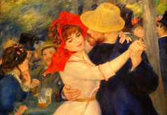 detail: Renoir, Dance at Bougival, 1883, Museum of Fine Arts, Boston (Ray .) Tags: boston massachusetts impressionism museumoffinearts impressionist renoir pierreaugusterenoir 1883 danceatbougival goldenmix frenchimpressionism wonderfulworldmix explorewinnersoftheworld mallmixstaraward exploreaugust242009155