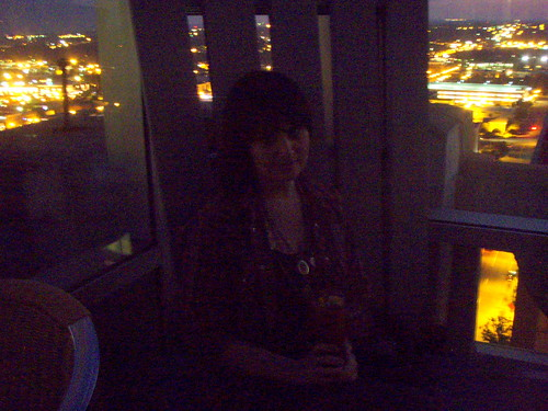 birthday - rooftop bar