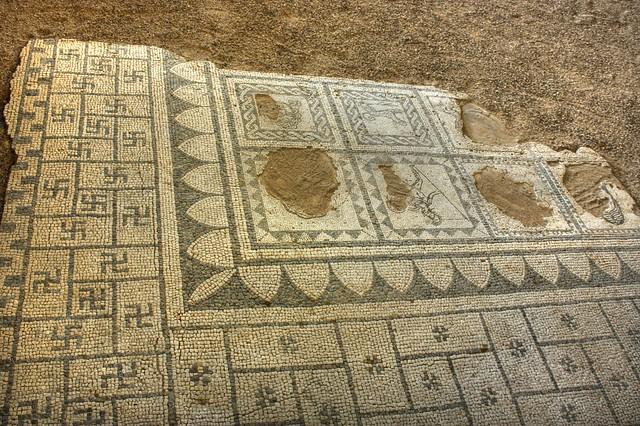Villa Armira, the Mosaics...