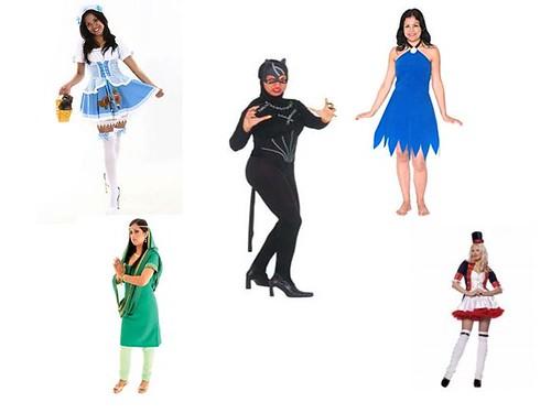 fotos de fantasias halloween