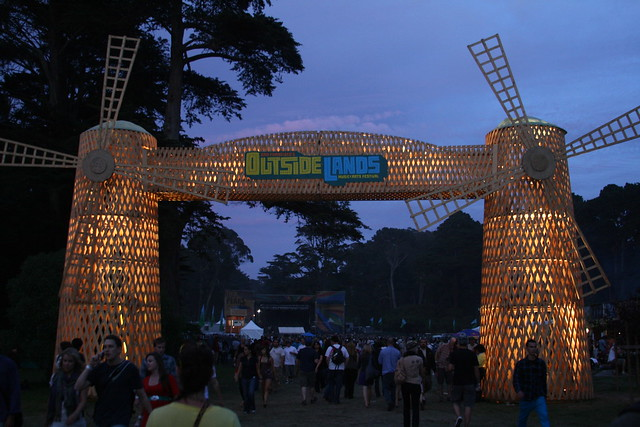 Outside Lands 2009: Friday