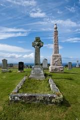 Kilmuir Cemetery, Isle of Skye (www.bazpics.com) Tags: trip summer vacation holiday skye landscape island scotland scenery tour view isleofskye scottish august visit highland isle westernisles 2009 outerhebrides barryoneilphotography