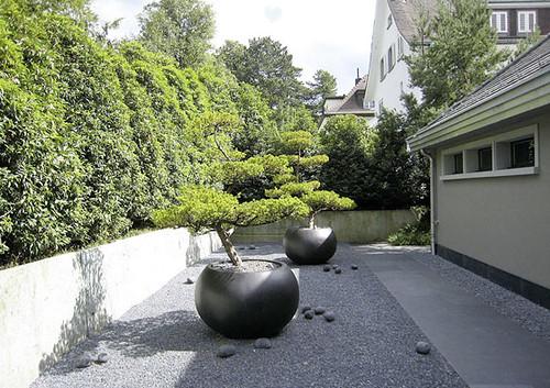 Superb ZEN GARDEN. Modern Asian Inspired Landscaping Hauser Gärten AG , Originally  Uploaded By Plastolux.