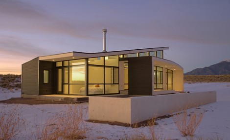 minimalist house design - David Jay Weiner