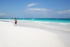 La playa de Riviera Maya (Nino H) Tags: sea mer man guy beach beautiful sport azul mxico mexico mar model paradise view sable playa modelo belle mexique caribbean rivieramaya plage paraiso paradis homme vie caribe carabes elparaiso