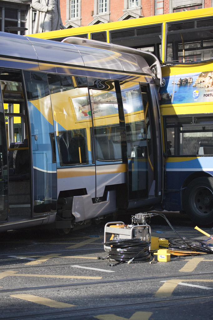 LUAS ACCIDENT - SEPTEMBER 16, 2009