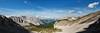 Karwendelpanorama (Erwin Vindl) Tags: mountains landscape austria tirol nikon innsbruck nordkette karwendel goetheweg d80 karwendelalpinepark
