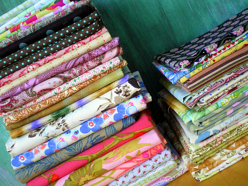 New Stash Fabrics
