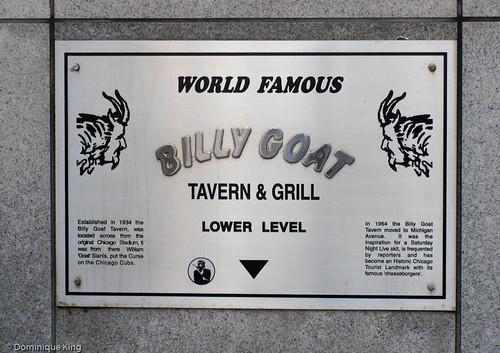 Billy Goat Tavern 1