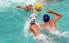 Waterpolo by Samantha Steele, on Flickr