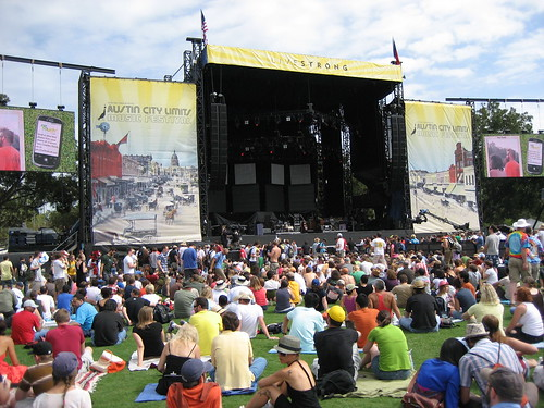 Livestrong Stage