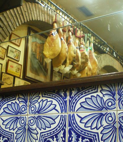 Jamones de Jabugo
