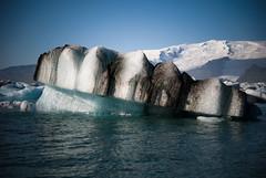 iceberg teeth (Eric Schwortz Photography) Tags: travel vacation mountains nature iceland teeth glaciers icebergs jkulsrln glacierlagoon vatnajkull glaciallake