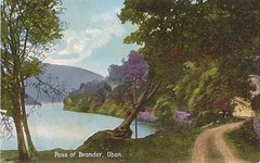 Oban, Pass Of Brander