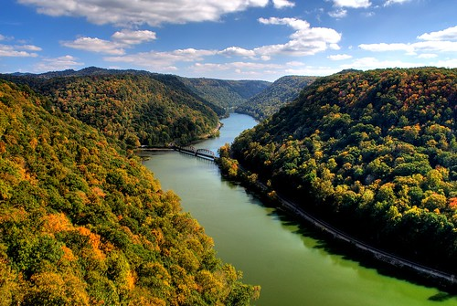 New River Valley Virginia New River Gorge West Virginia