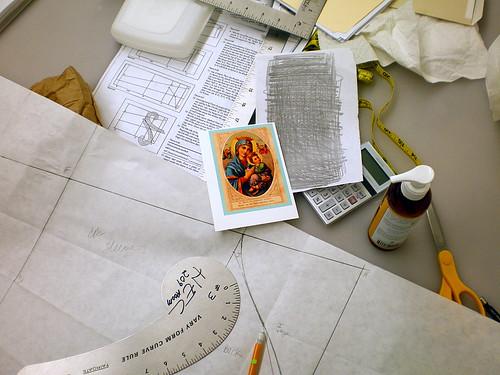 Drafting a Sleeve Sloper