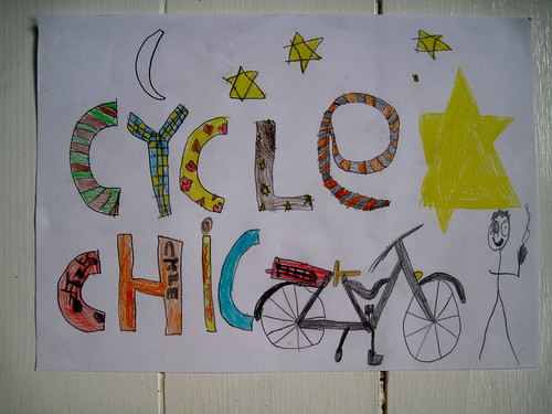Cycle Chic by Felix