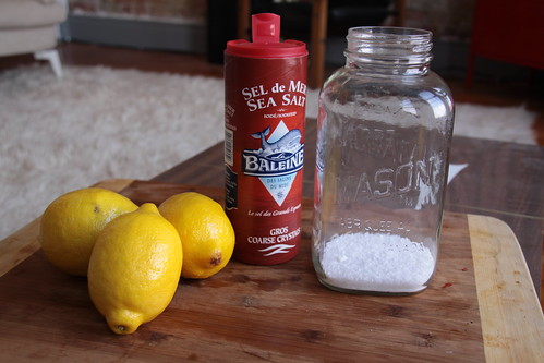 Easy Preserves for the holidays... Lemon Confit Salt Preserving Recipes October Lemon