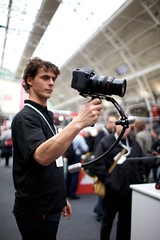 SteadyCam - Canon Pro Solutions Show 09