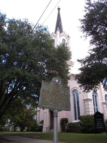 First Presbyterian Church in Port Gibson, Mississippi