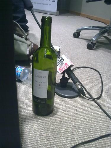 El vino de Isaac