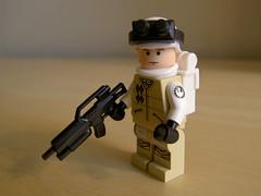 Trooper (ExoBrick) Tags: lego military hazel minifig custom brickarms brickforge