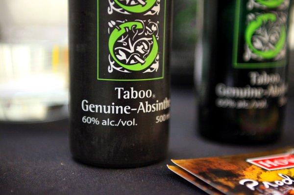 taboo absinthe