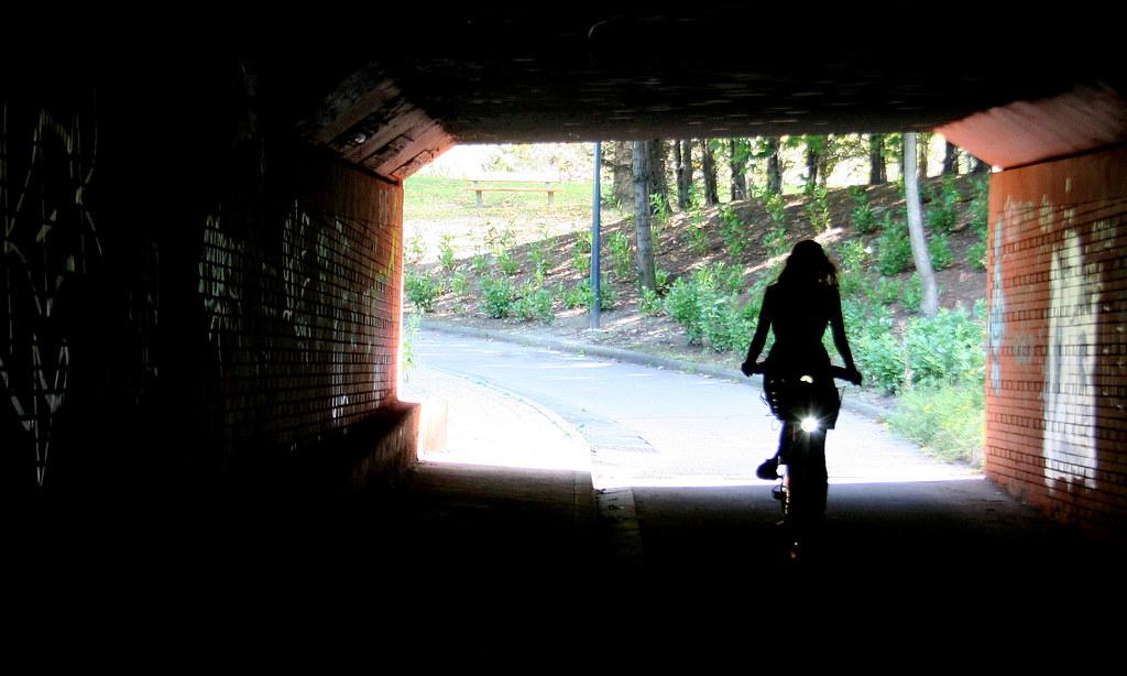 Tunnel à Vélo
