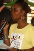 PASCH - Schulen, Partner der Zukunft. Ambassadrice Priss'k au Lycée Moderne de Jeunes Filles de Yopougon, Abidjan, Côte d'Ivoire 30.10.2009 (0665)