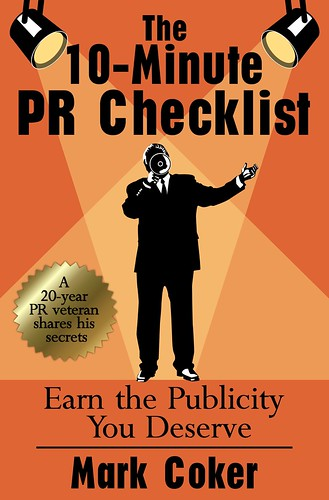 the 10-minute pr checklist by Mark Coker