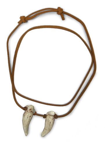 Resistance 3: Capelli necklace