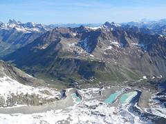 Lacs du glacier d'Arsine (girolame) Tags: mountain snow france alps montagne alpes french lac du des glacier neige alpen hautes ecrins massif hautesalpes massifdesecrins darsine lacduglacierdarsine