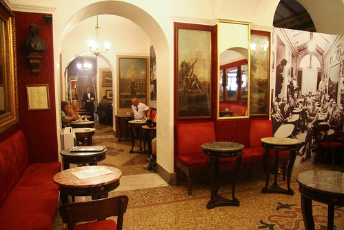 Antico Caffe Greco Interior