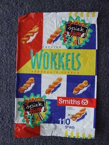 zak chips wokkels