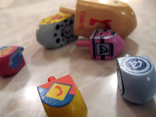 Gambling on Business: What a Dreidel Can Teach You