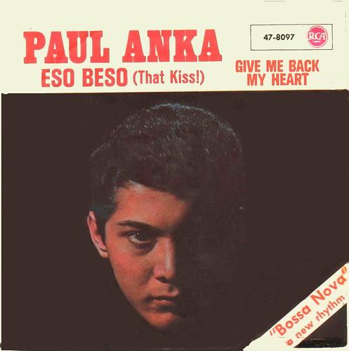 Anka, Paul-Eso Beso-1962