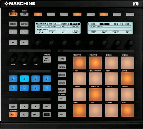 Native Instruments -  The Maschine