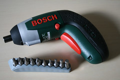 Bosch IXO III Screwdriver (William Hook) Tags: home screws diy power iii tools lazy maintenance cordless bosch screwdriver assembly powered torx bq handyman ixo