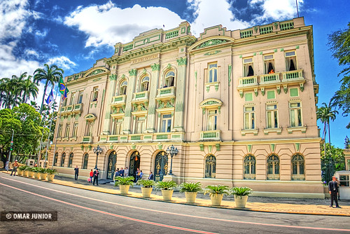 Palácio do Campo das Princesas | HDR