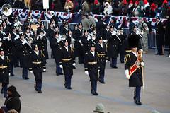 Inauguration Parade (Gabriel B. Tait/MCT)