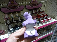 It's a hippo jewelry box